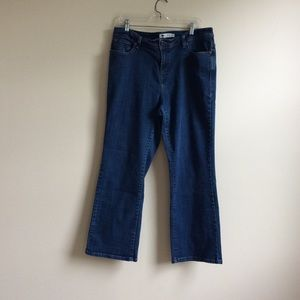 💎💎LOT OF 2💎💎  580 Levi's Defined Waist Bootcut